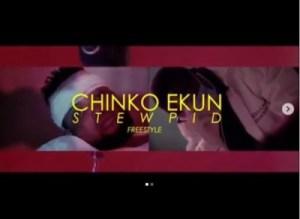 Instrumental: Chinko Ekun - Stewpid (Freestyle)